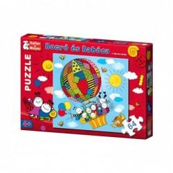 Bogyó és Babóca Puzzle -...