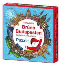 Brúnó Budapesten - Puzzle