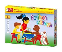 Boribon szülinapja puzzle