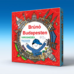 Brúnó Budapesten - Városnézés