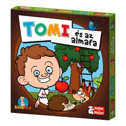 Tomi és az almafa társasjáték