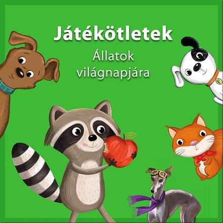 Játékötlet Állatok világnapjára (10.04.)