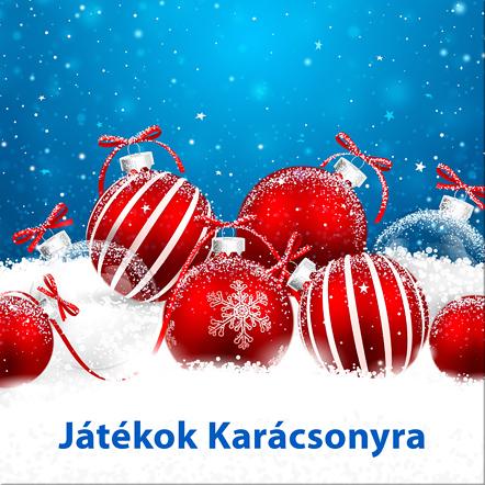 Játékötletek Karácsonyra!